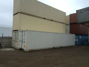 Container, Sea-can, Steel box, Industrial Storage.