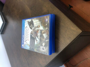 Assassins Creed Black Flag - PS4
