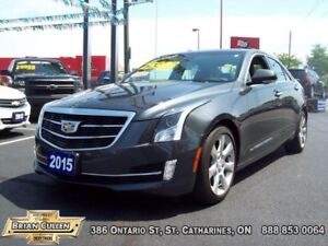 2015 Cadillac ATS Sedan PERFORMANCE RWD