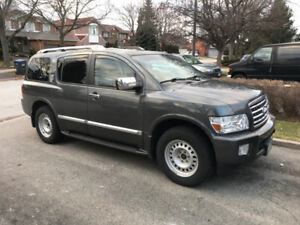 Used Infiniti QX56 Fully Loaded