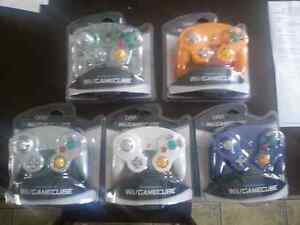 Gamecube controllers new sealed 20.00 ea