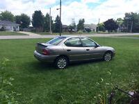 1999 Plymouth Neon Sedan