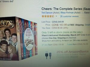 Cheers the complete DVD series