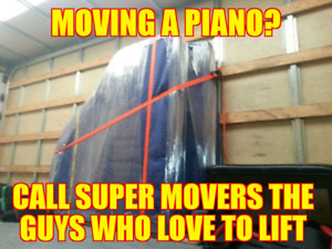 Piano Moving Specialists