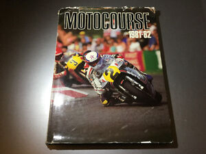 Motocourse 1981-82 Motorcycle Racing Grand Prix Annual Moto GP