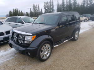 2008 Dodge Nitro RT.  4WD 4.0V6  167,000Km. $8,900...