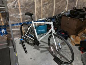 2016 Trek FX 7.4 hybrid bike