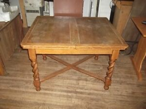 Antique Dining Table Project