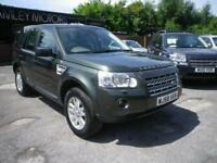 2008 Land Rover Freelander 2 2.2Td4 XS * 52,000 WARRANTED MILES !!