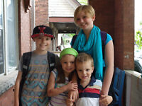 Looking for a full time Nanny for Summer months