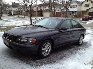 For sale Volvo S60 from 2002
