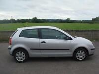 Volkswagen Polo 1.4 auto 2005MY Twist PAY AS GO