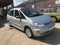 Citroen Xsara Picasso Picasso Exclusive 16v PETROL MANUAL 2003/03