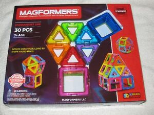 MAGFORMERS - MAGNETIC CONSTRUCTION SETS - BRANDNEW! **UPDATED**