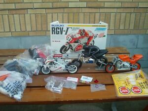 Kyosho 1/8 th Scale EP R.C. H.O.R Motorcycles