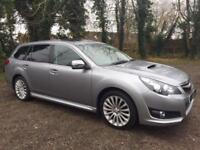 Subaru Legacy 2.0D SE Sports Tourer 2012 / Facelift Model / Towbar / FSH
