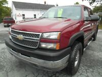 2005 Chevrolet C/K Pickup 2500 6.6 turbo diesel Pickup Truck