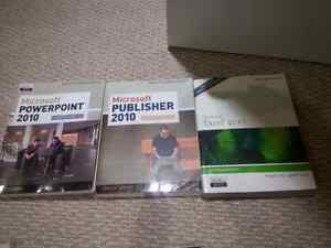 Microsoft 2010 Excel ,Powerpoint and Publisher Cambridge Kitchener Area image 1