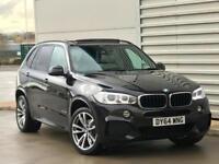 2014 BMW X5 3.0TD ( 258bhp ) ( s/s ) Steptronic xDrive30d M Sport**q7 rang sport