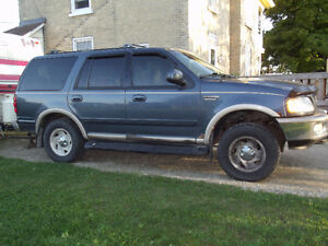1998 Ford Expedition SUV, Crossover Kitchener / Waterloo Kitchener Area image 2