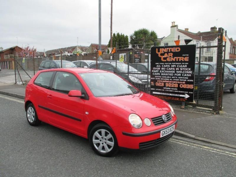Volkswagen Polo 1 4 75bhp Se Hatchback 3d 1390cc Auto In Portsmouth Hampshire Gumtree
