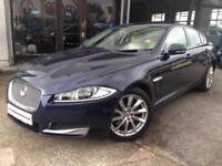 2014 (64) Jaguar XF 3.0TD V6 (240ps) Auto Premium Luxury (Finance Available)