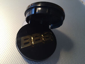 New BBS Center Centre Caps 56mm 53mm Black Gold 3D - Brand New London Ontario image 5