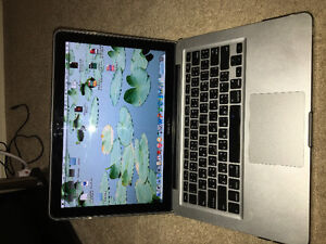 "13"" macbook pro! Clean nd very good condition"