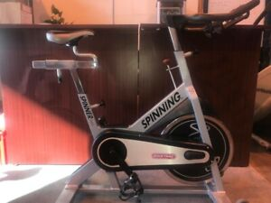 SPIN BIKE commercial brands WAREHOUSE CLEARANCE