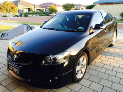 2007 Toyota Aurion Perth Perth City Area Preview