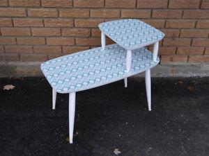 table salon vintage