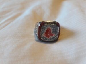 Boston Red Sox - World Series Ring - Coors Light
