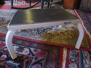 STEP STOOL FROM MCKELLAR GENERAL HOSPITAL asking $45 or