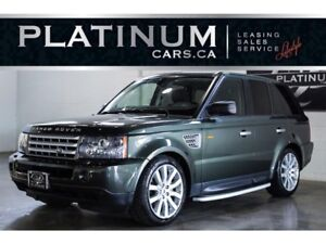 2006 Land Rover Range Rover Sport SUPERCHARGED, NAVI,