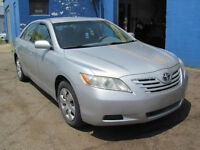 2007Toyota Camry 4 door ,Safety & E test+ warranty