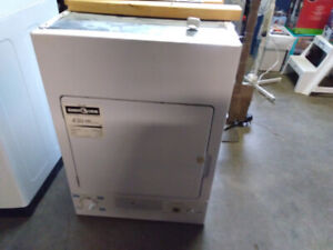 Apartment sized dryer my accident your bargain