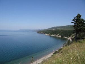 7.1 Acres of Land for Sale - Port au Port, Newfoundland