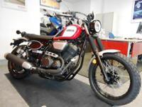 Yamaha SCR950 942cc ABS Naked