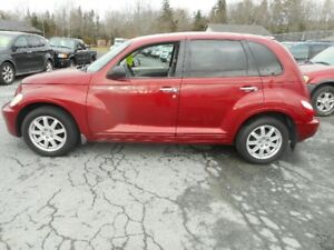 2008 Chrysler PT Cruiser tax included Sedan
