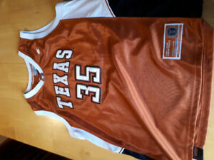 Men's Basketball Jersey - Texas