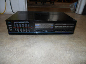 Vintage 200 watt RMS Stereo Amplifier!   AWESOME POWER AND SOUND