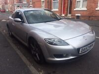 2004 Mazda RX8 Sport Twin Exhaust 78k miles Cheap