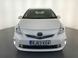 2014 TOYOTA PRIUS+ EXCEL AUTO 1 OWNER SERVICE HISTORY 7 SEATS FINANCE PX