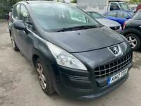 Peugeot 3008 2012 runs and drives but judders 74k spares or repairs