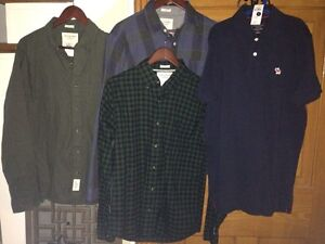 Abercrom & F Muscle Shirt  Each -New