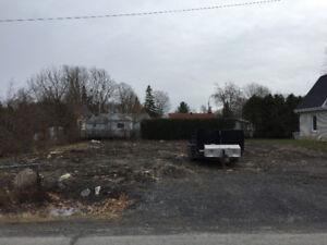 Terrain à vendre Châteauguay