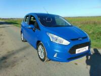 2013 Ford B-Max 1.4 ( 90ps ) 2013.5MY Zetec 6500 miles only