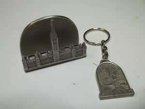 Two Pewter Items.