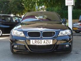 2010 BMW 3 SERIES 320I M SPORT AUTO SALOON PETROL