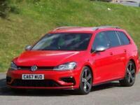 2018 Volkswagen Golf 2.0 R TSI DSG 5d 306 BHP Estate Petrol Semi Automatic